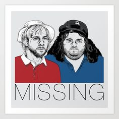 Missing+Art+Print+by+Nikoby+-+$20.00