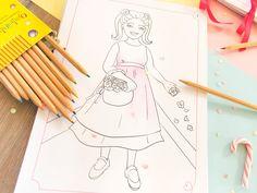 Tolle Malvorlagen halten Kinder auf der Hochzeitsfeier bei Laune