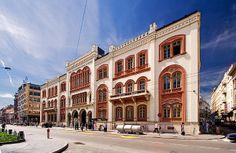 The Mansion of Captain Misa,Belgrade