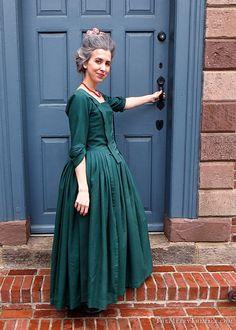 I have two ensembles in my wardrobe. I have linen gown for everyday summer wear, and a cotton chintz dress for semi-fancy occasions. Yet,...
