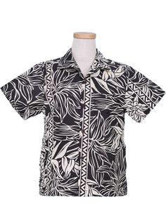 a59458d45d9 Hawaiian Shirt Boys   Cream   Gc85c
