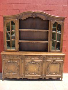 English Antique Sideboard Server Cabinet Antique Furniture ...