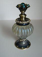 VINTAGE VENETIAN MURANO GLASS PERFUME BOTTLE