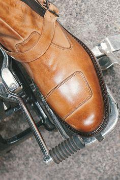 Chelsea boot Evil K Preto - Black Boots x Machina