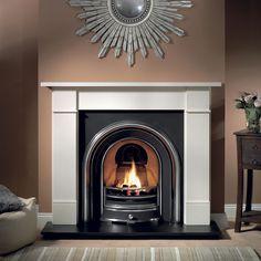 Brompton Jubilee Limestone Fireplace - Limestone Fireplaces - Fireplace Packages