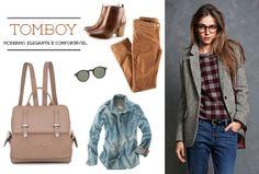 """Peças do guarda-roupa masculino conferem elegância e muito, mas muito estilo! Antes de apostar no estilo """"Tomboy"""", que tal uma olhadinha nas nossas dicas de moda?"""