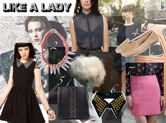 How to wear spikes & studs  http://www.venusbuzz.com/archives/30416/fashion-friday-spikes-studs/