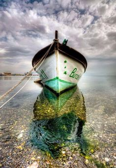 Fotografia A boat de Nejdet Duzen na Hdr Photography, Amazing Photography, Foto Hdr, Beautiful World, Beautiful Places, Cool Pictures, Cool Photos, Beautiful Pictures, Foto Blog