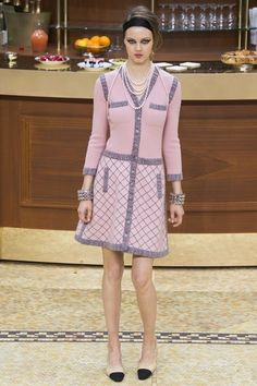 Chanel Paris Fashion Week AW '15'16