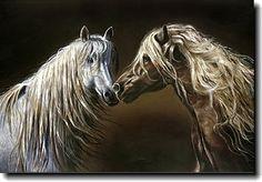 Love At First Sight | A Christian Painting by Akiane Kramerik, Child Prodigy Artist