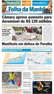 Política - Garotinho, Rosinha e Clarissa denunciados no escândalo da Edafo << Folha da Manhã Online