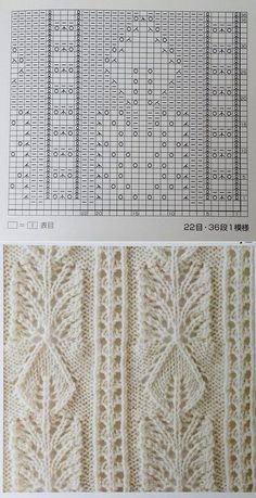 Knitting Paterns, Knitting Charts, Lace Knitting, Knitting Designs, Knit Patterns, Crochet Lace, Stitch Patterns, Beginner Crochet Tutorial, Crochet Pumpkin