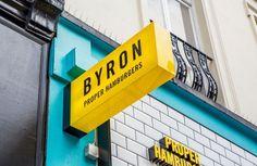 Byron Signage by Cha http://ift.tt/1UeNsC0