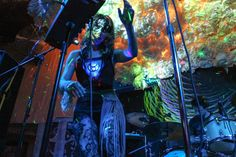 Jenny Electrik @ Dynasty Electric Record Release at Glassland Gallery, Brooklyn, NY w/ Sp Guest Dj Skibeatz #photobyasiaminor