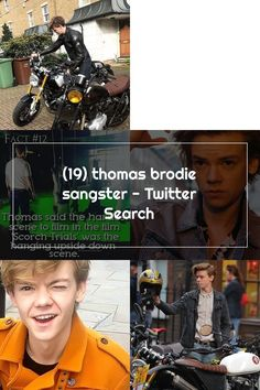 (19) thomas brodie sangster - Twitter Search