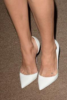Estrellas con tatuajes en los pies (© Getty)