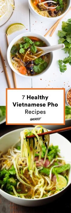 There's no reason to be intimidated. #greatist http://greatist.com/eat/pho-recipes-to-make-at-home