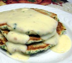Make and share this Spinach Cakes With Gouda Cheese Sauce recipe from Food.com.