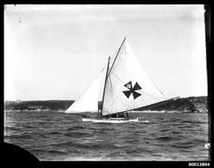 https://flic.kr/p/fqzQmr   Mark Foy's yacht FLYING FISH on Sydney Harbour   This photo is part of the Australian National Maritime Museum's William Hall collection. The Hall collection combines photographs from both William J Hall and his father William Frederick Hall. The images provide an important pictorial record of recreational boating in Sydney Harbour, from the 1890s to the 1930s.  The Australian National Maritime Museum undertakes research and accepts public comments that enhance…