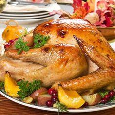 Uncooked Whole Turkey