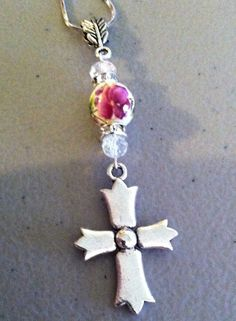 Beautiful Cross Necklace. Starting at $6 on Tophatter.com!