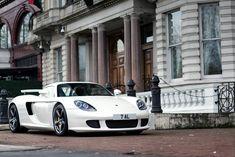 Porsche Carrera GT - repined by http://www.motorcyclehouse.com/