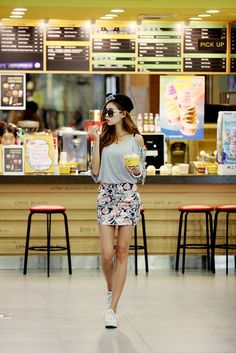 Itsmestyle to look extra k-fashionista ♥ #kfashion #kpop