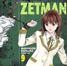 Zetman by Masakazu Katsura