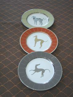 Trussardi historical plates