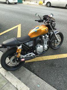 Honda HondaCb1100 cb1100 BadSeeds HondaBadSeeds hondaMotor flake FlakeTank motorcycle motorbike love ohlins southOfFrance