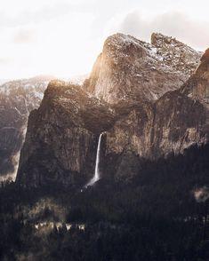 Tunnel vision in Yosemite. Photo by @haydenjferrell #stayandwander by stayandwander