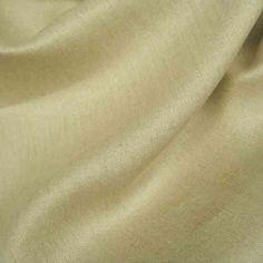 Organic Linen Fabric Fishbone Natural GOTS