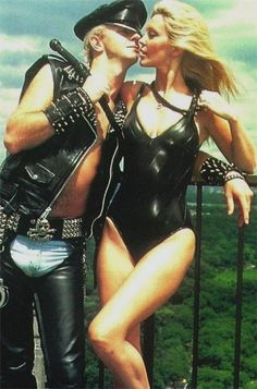 Rob Halford Fakin' It,He can move out the way and let me in!