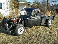 Vintage Chevrolet Assorted Trucks