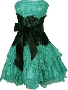Maid of honor/brides maids dress. Definitely not this color. I'd want it red but i like the style