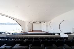 Centro de Pesquisas Champalimaud / Charles Correa Associates