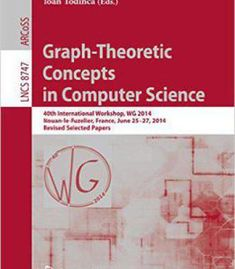 Graph-Theoretic Concepts In Computer Science PDF