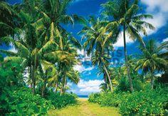 Poster: Island in the Sun zum Verkauf online. Bestellen Sie Ihre Poster, Ihre 3D Film-Poster oder ähnliches interessantes 2.5 x 3.6m 8-teilig