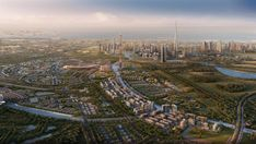 Azizi Developments Dubai, City Photo, Investing