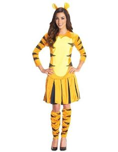 Disney  Miss Tigger Costume  ADULT UK * More info could be found at the image url.