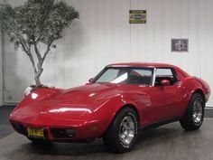 Chevrolet Corvette Stingray- 1975