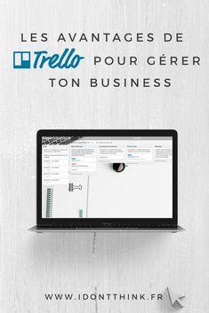 Les avantages de Trello pour gérer ton business