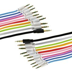 An Auxiliary cable commonly known as Aux cables is a simple input audio connection that in a way look like headphone sockets. When paired with an AUX-In Home Theater Furniture, Home Theater Setup, Best Home Theater, Home Theater Speakers, Home Theater Projectors, Home Theater Seating, Audio Connection, Small Home Theaters, Audio Installation