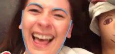 O Snapchat lançou recentemente um filtrou que permite a troca de rostos – ou seja lá o que for – em uma foto captada.