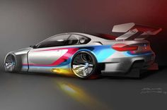 BMW M6 GT3 to Replace BMW Z4 GT3 for 2016 Season uses a twin-turbo 4.4 V8 modified from the M6