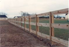 Ranch And Farm Fence Gallery   Farm and Ranch Fencing 5   Seegars Fence Company