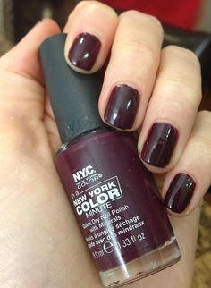 """Manhattan"" by NYC: amazing color for fall and winter"