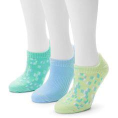 Women's Nike 3-pk. Geometric Dri-FIT No Show Socks ($18) ❤ liked on Polyvore featuring intimates, hosiery, socks, brown over, nike, padded socks, cushioned socks, dri fit socks and brown socks