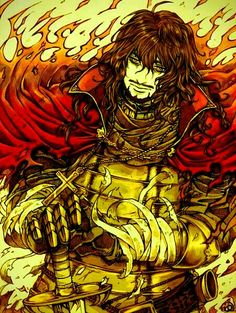 Alucard Level 0 Oh yay an ally! Seras Victoria, Hellsing Alucard, Animation, Character Art, Horror, Anime Characters, Tokyo Ghoul, Cool Art, Fantasy Art