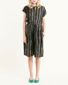 ace&jig fall13 matinee dress in nile at Mohawk General Store